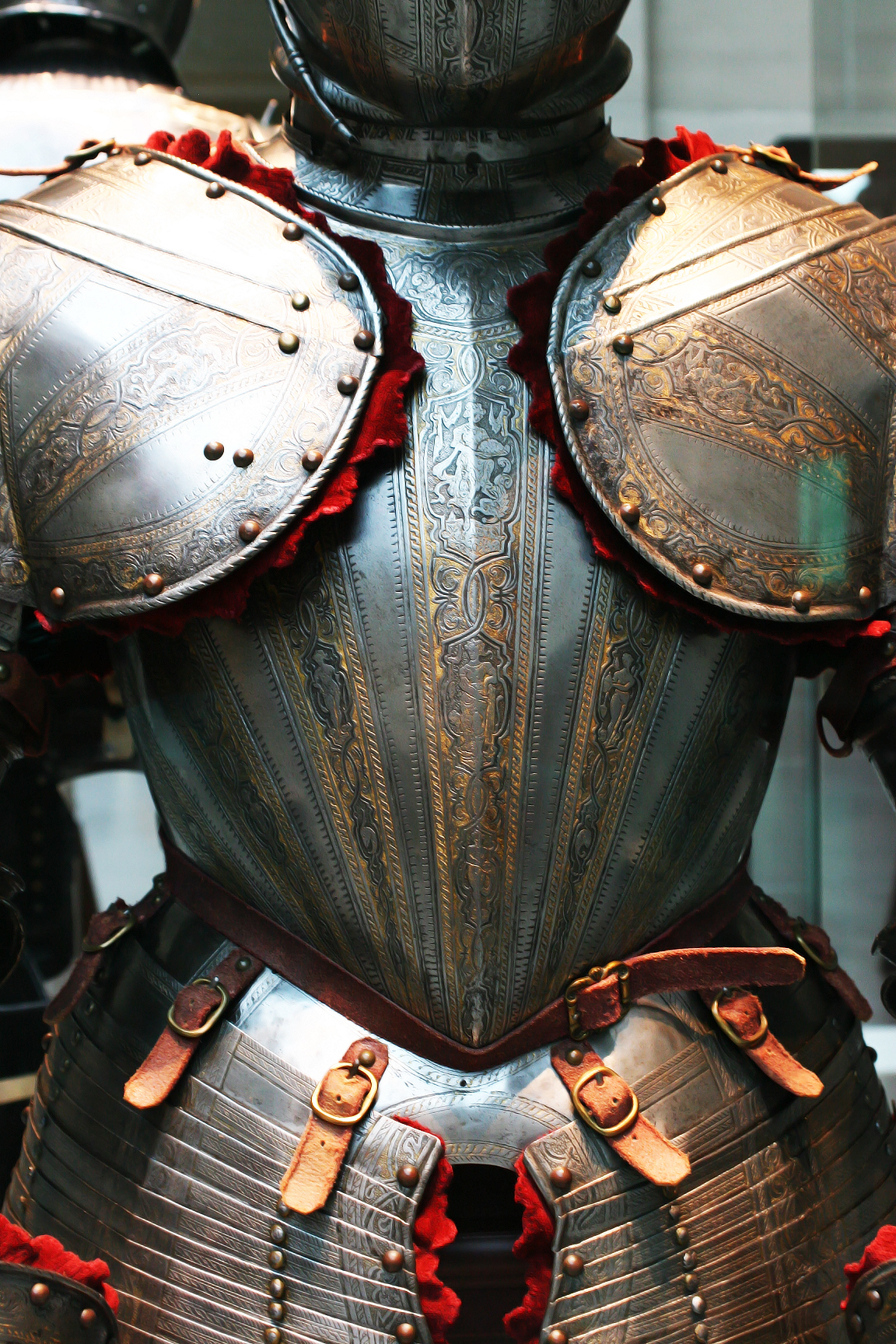 Museum pictures of armor