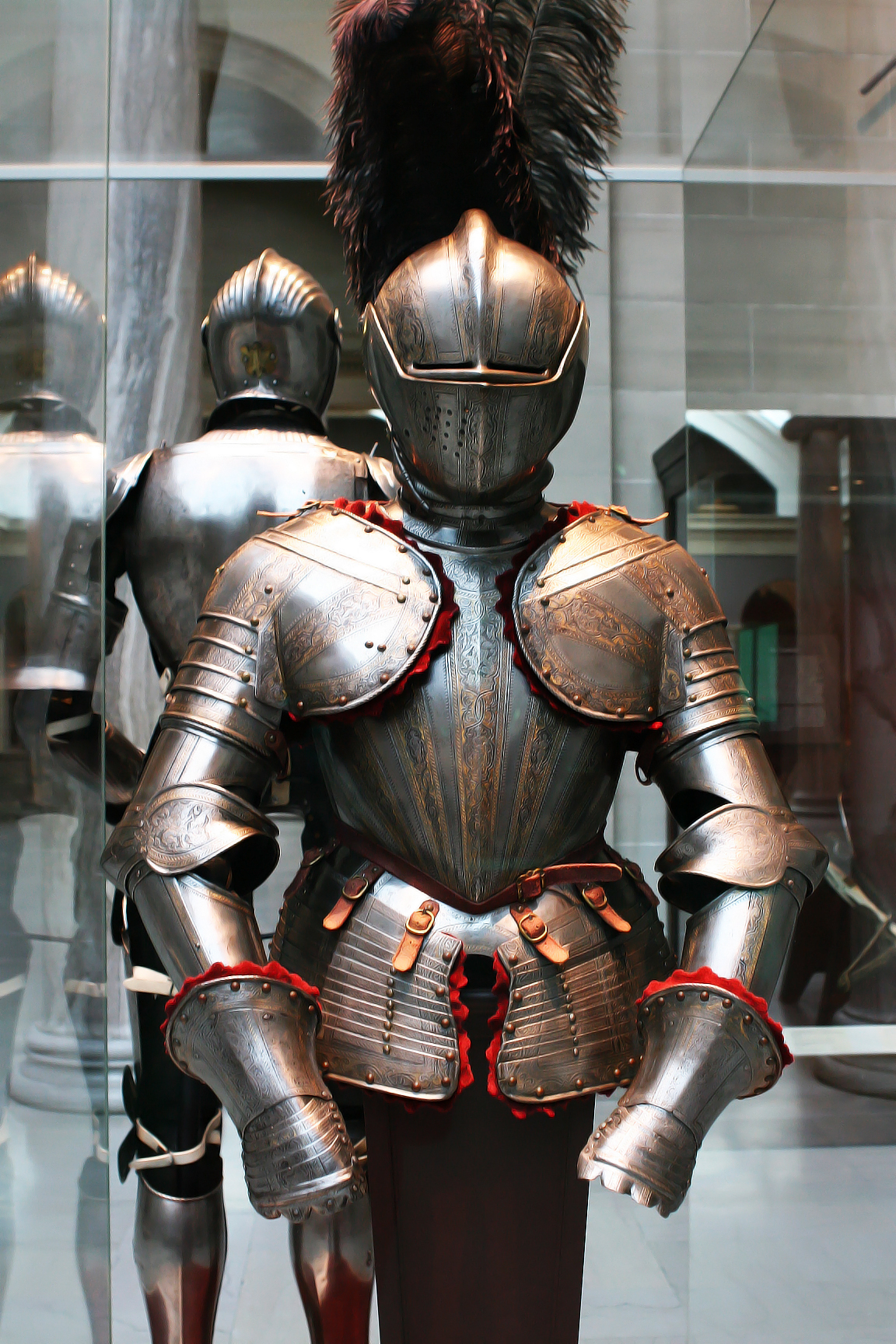 Canadian armor