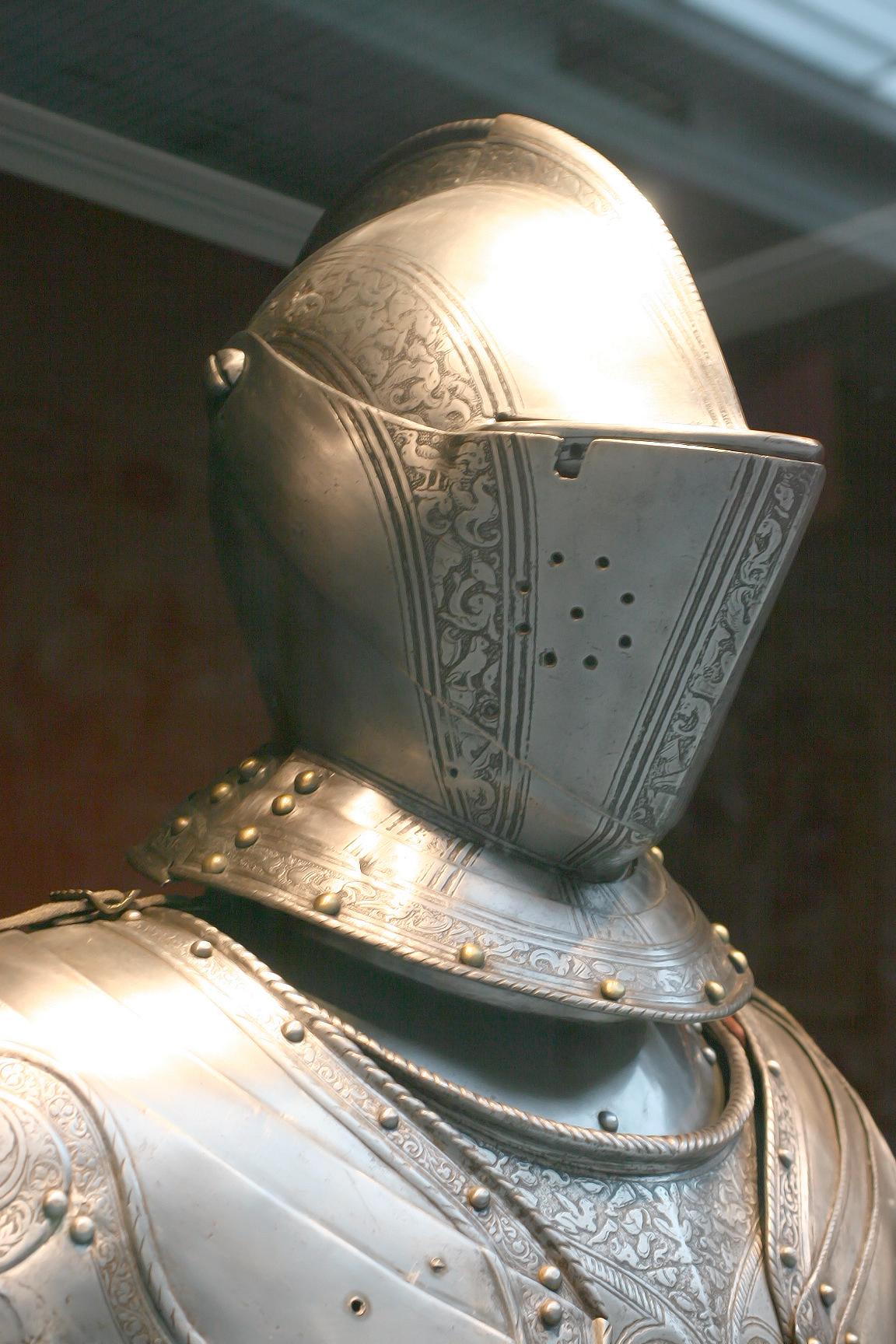 helmet for the Battle
