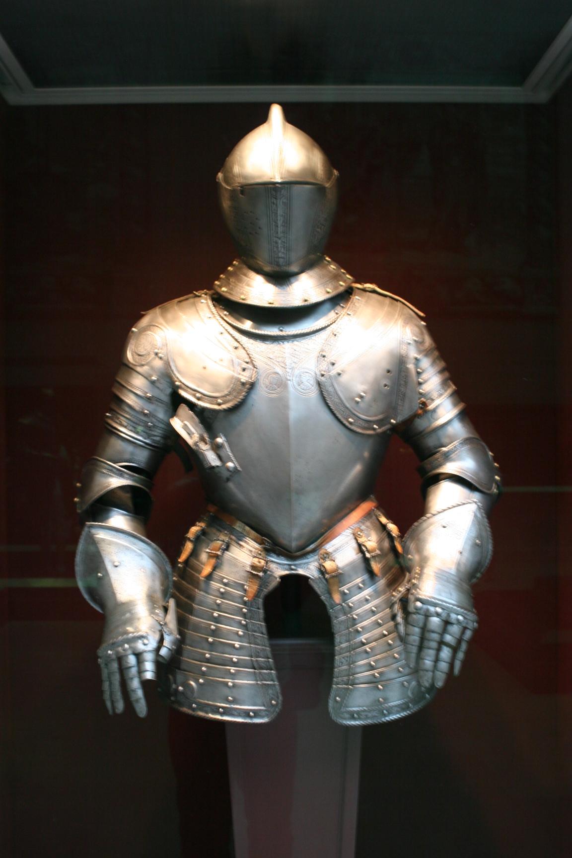 Full Warrior wear