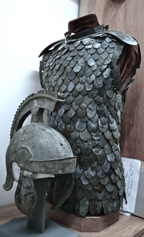 Museum Pictures - Darksword Armory