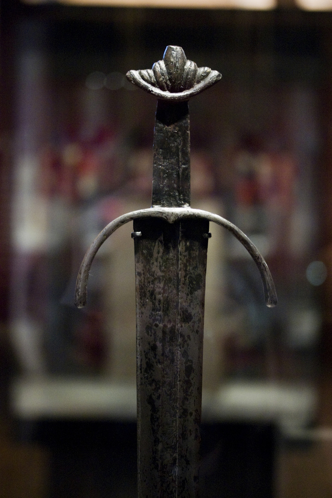 Treasures from Medieval York - The Gilling Sword