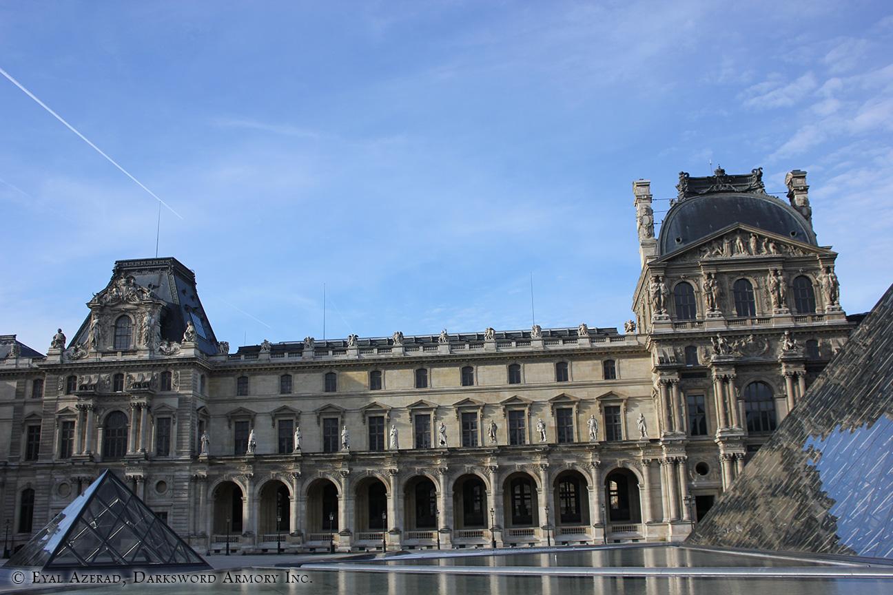 Louvre Museum-11