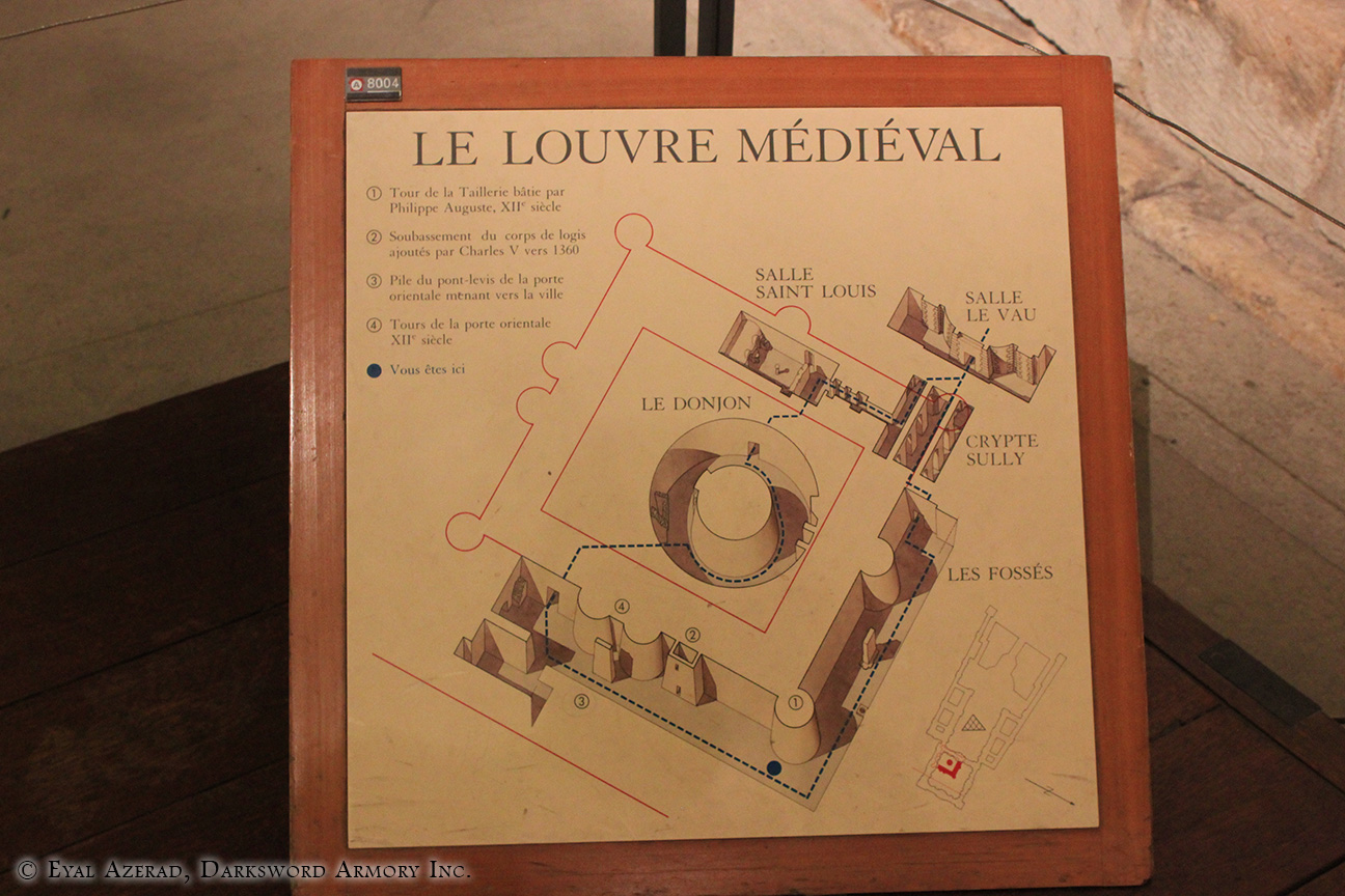 The Louvre Museum Medieval Image