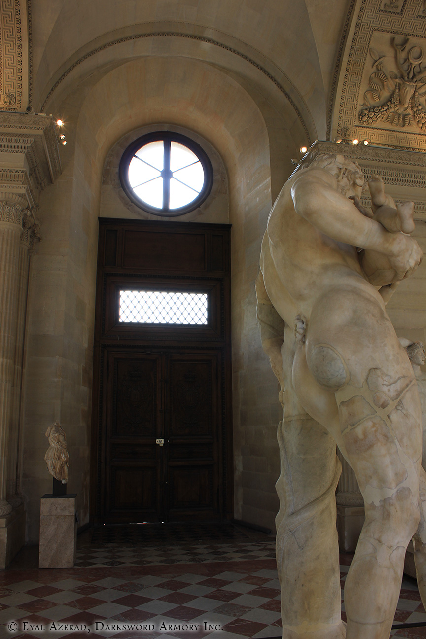 The Louvre Museum picture-13