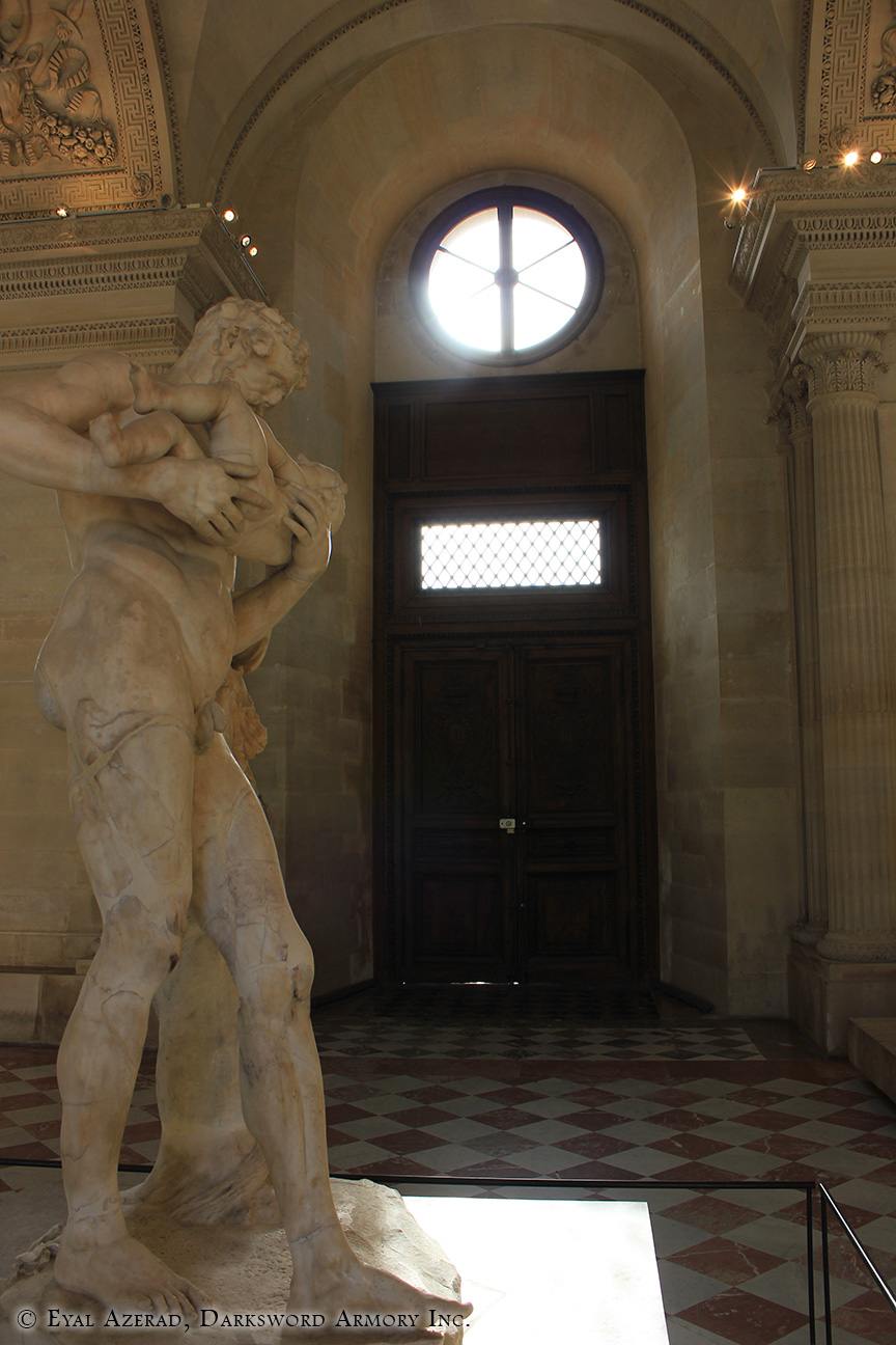 The Louvre Museum picture-14