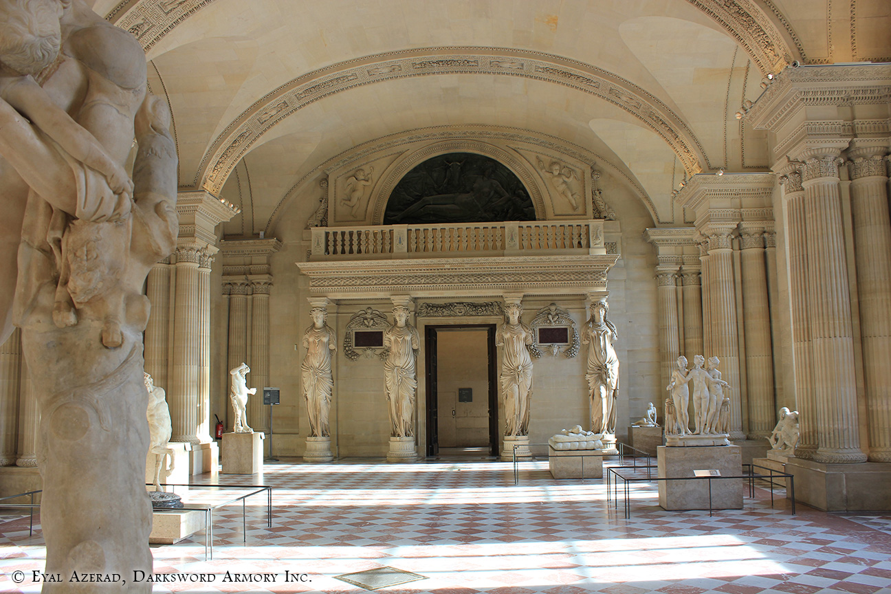 The Louvre Museum picture-16
