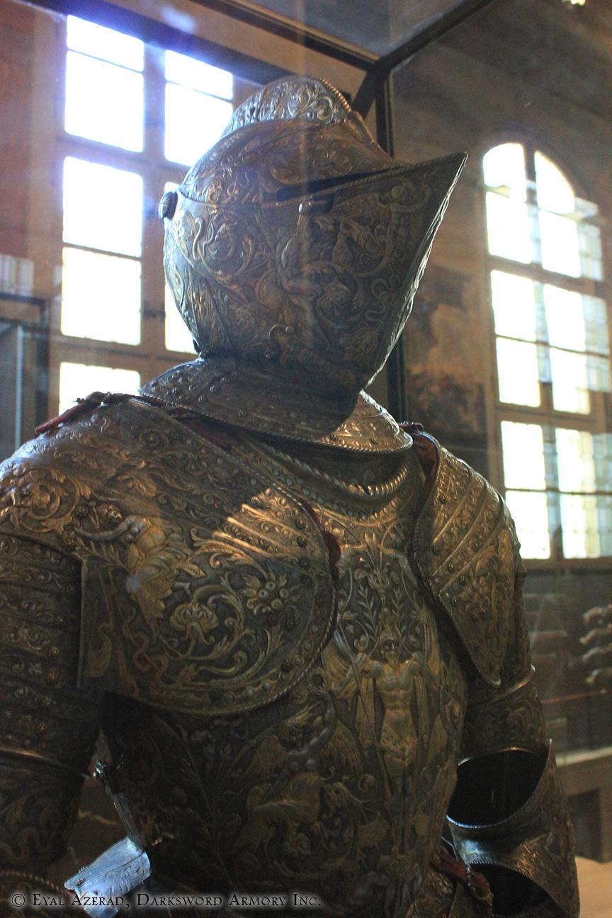 Knights and Warriors Helmet