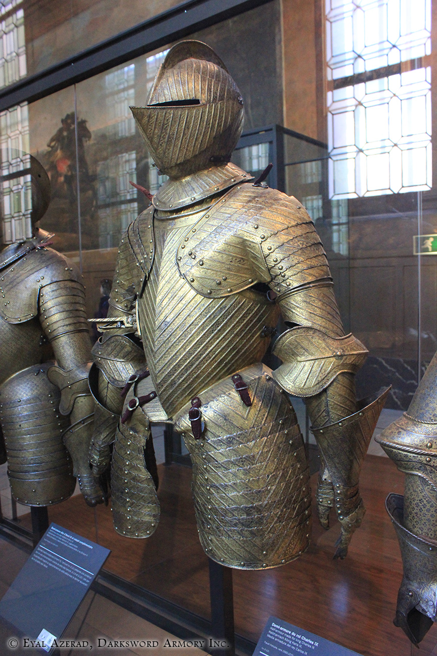 Knights and Warriors Statue-2