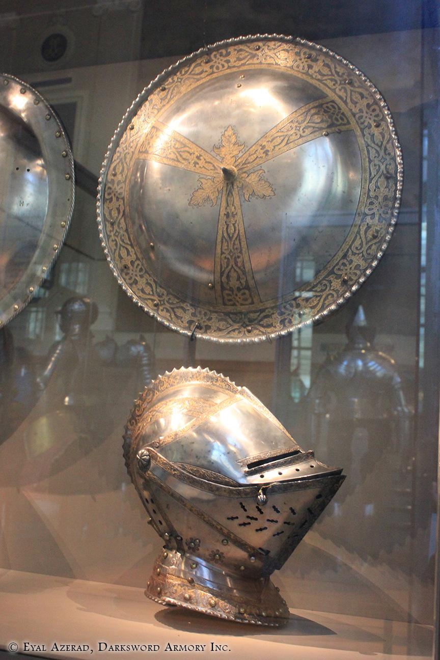 Bascinet & Shield