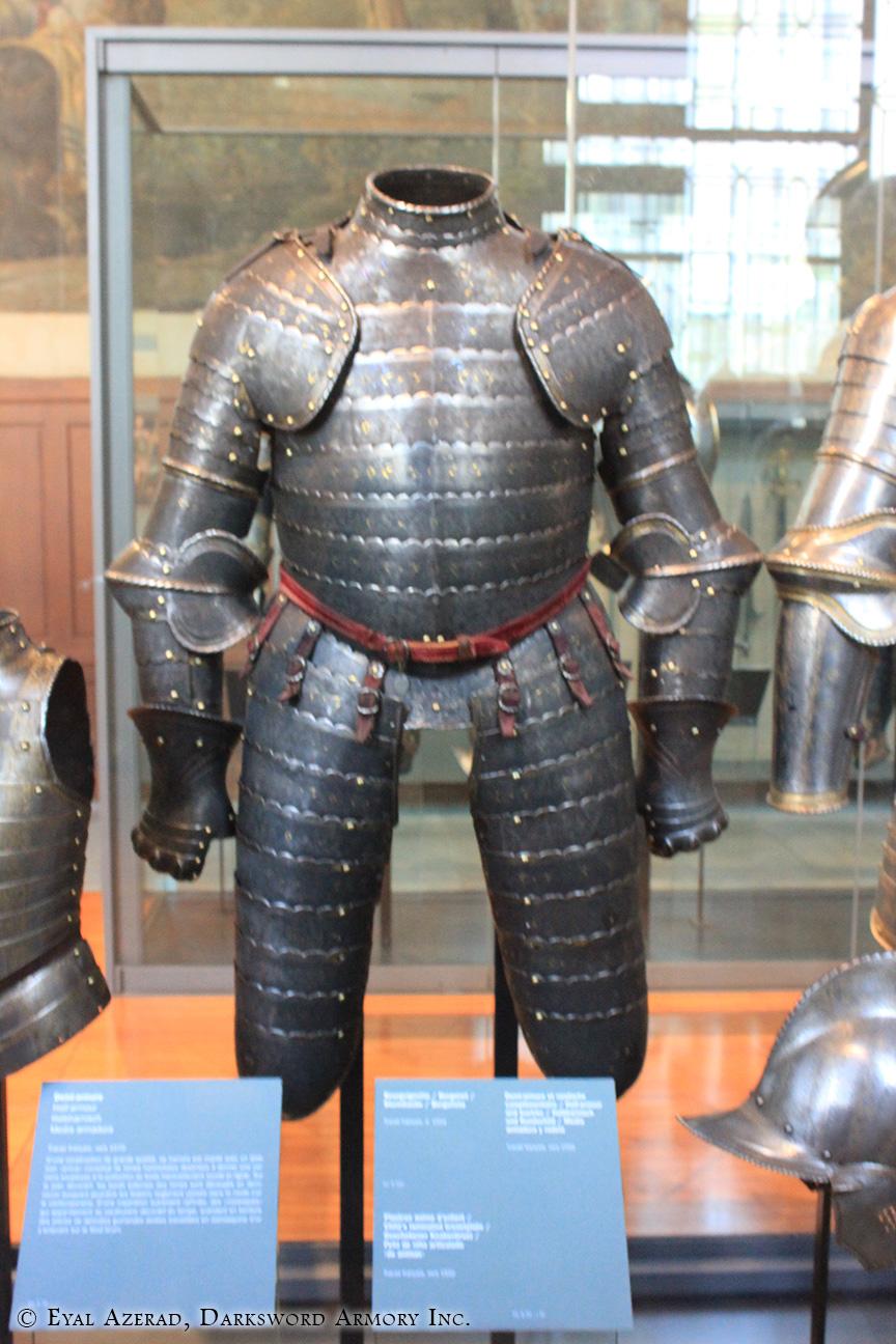 Medieval Armors Lower Body