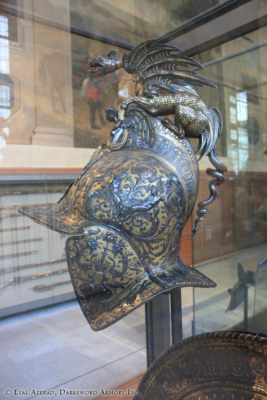 Medieval Helmet3