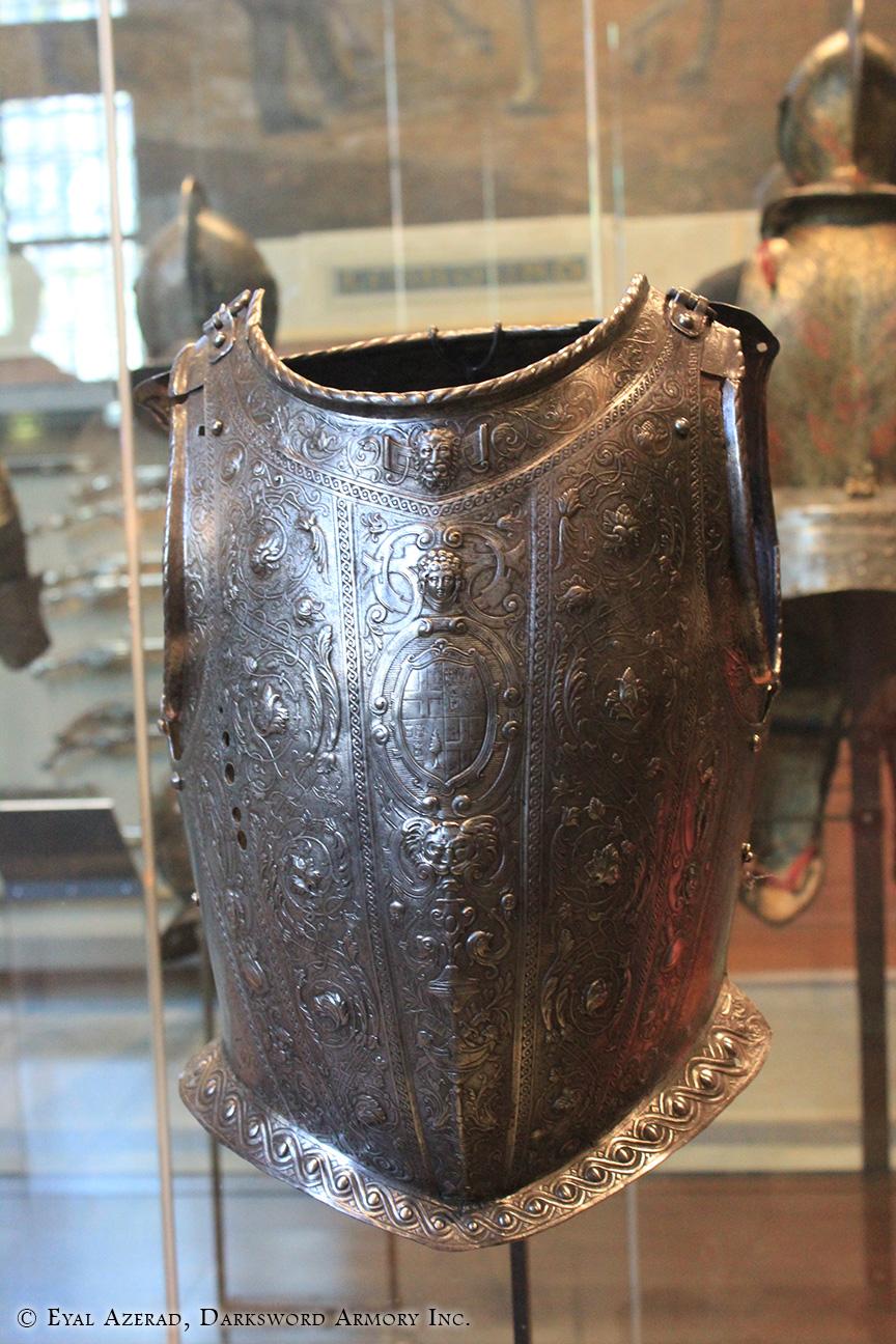 Medieval Vest Armor2