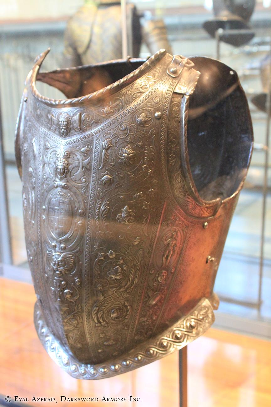 Medieval Vest Armor3