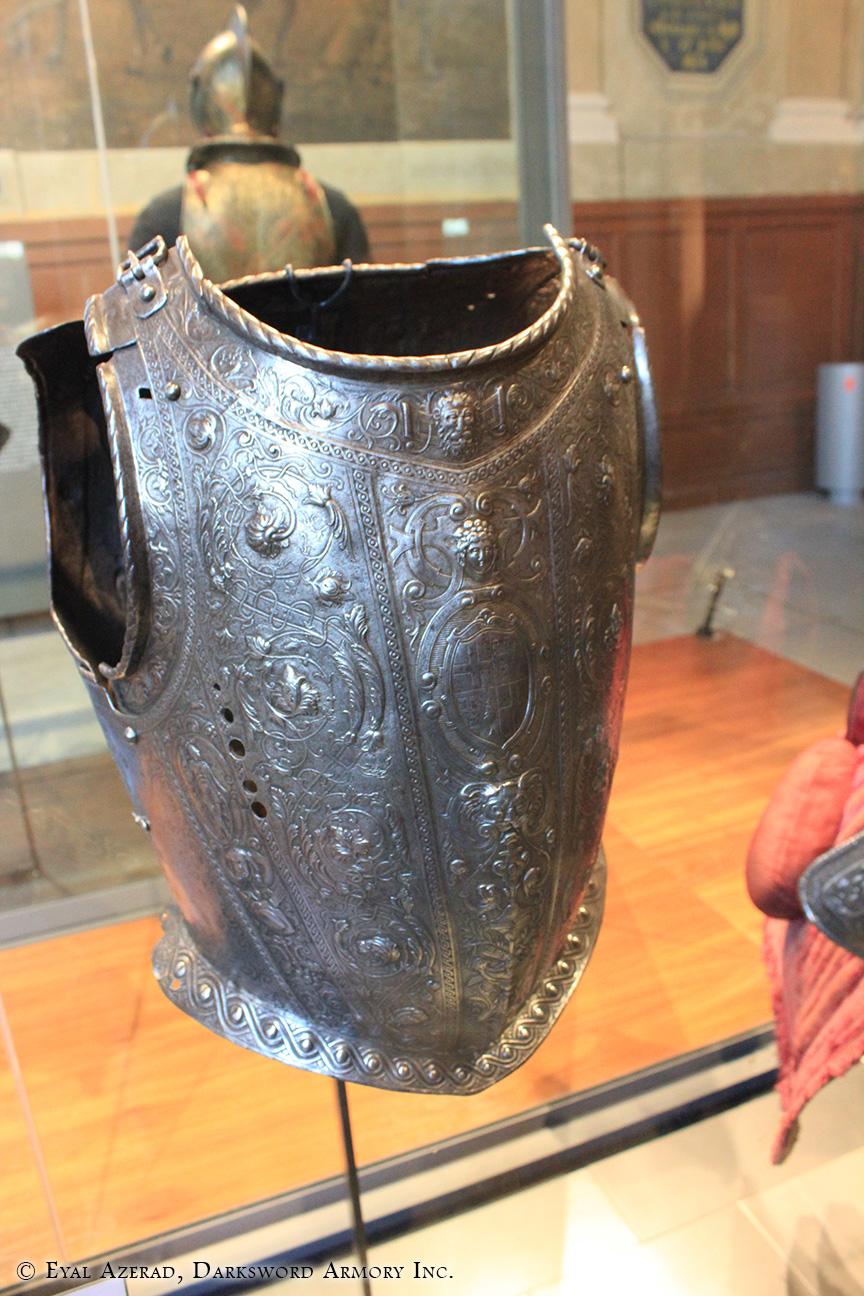 Medieval Vest Armor4