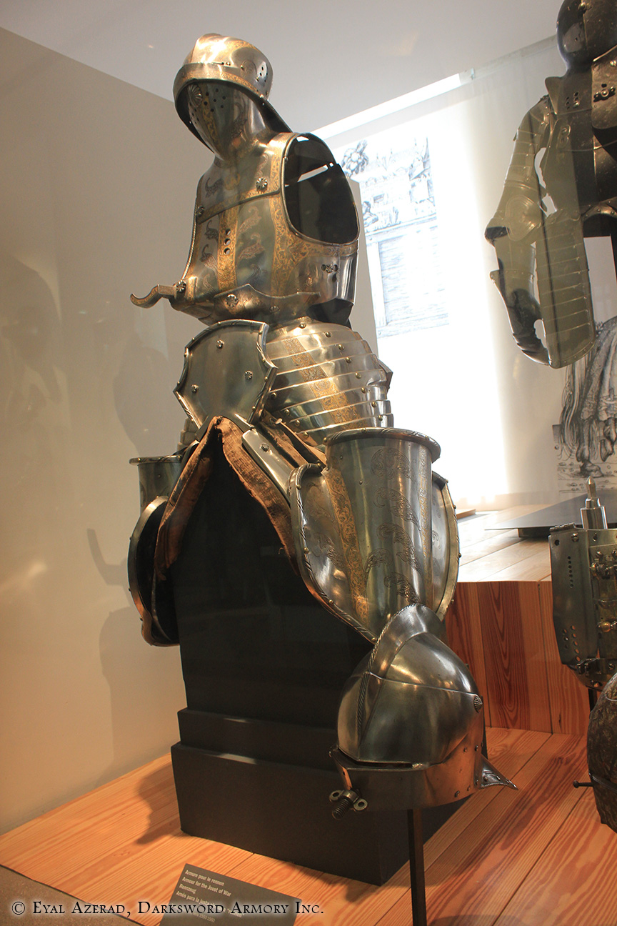 Medieval Armor Upper Body1