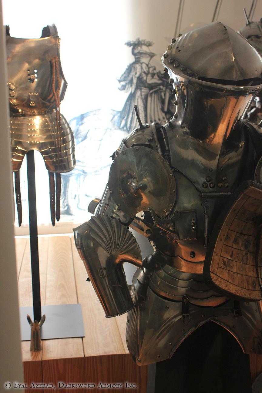 Medieval Armor Upper Body5