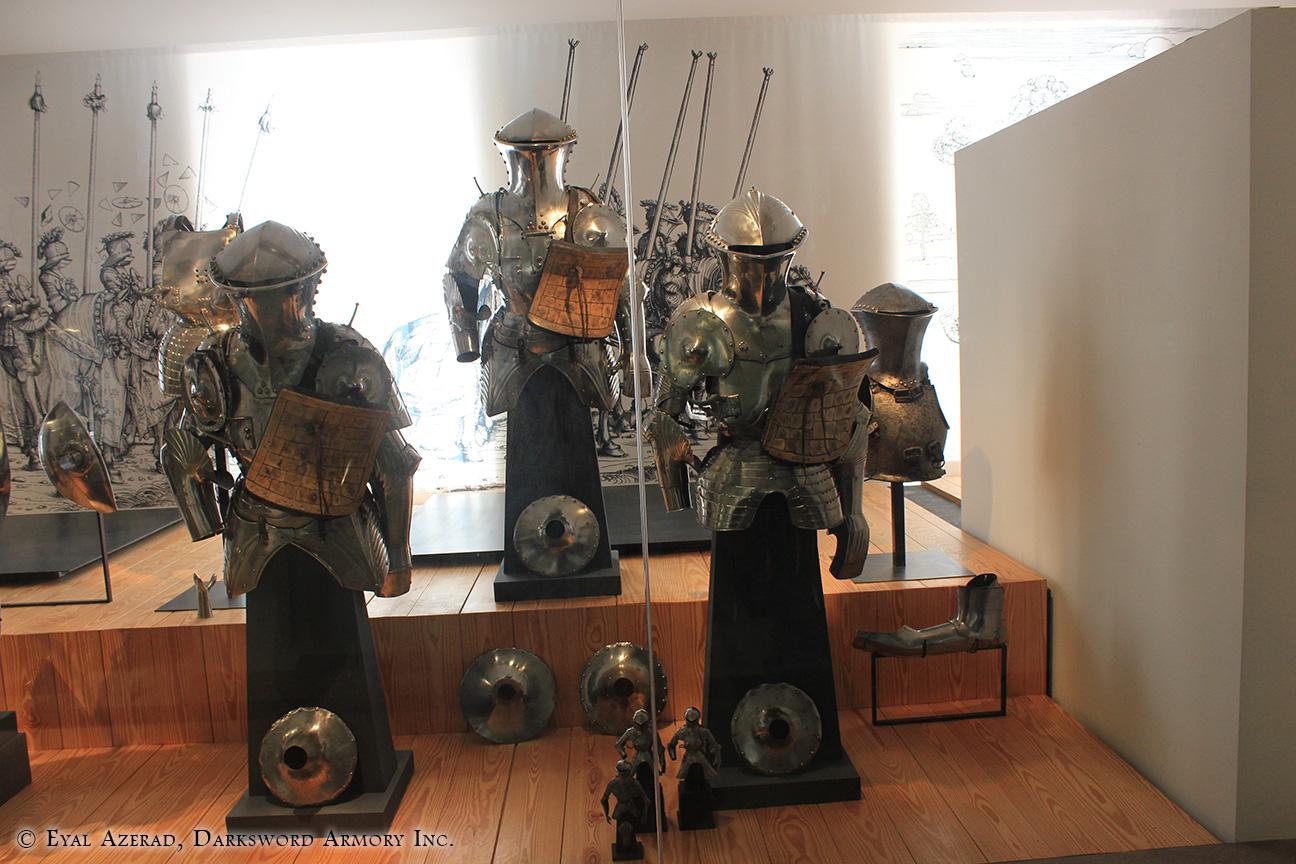 Medieval Armor Upper Body6
