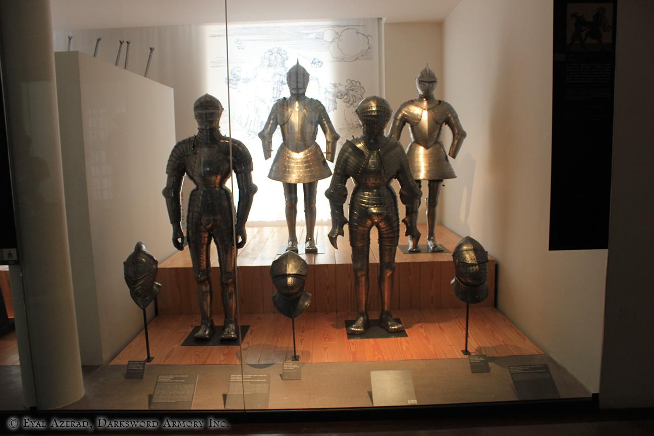 Medieval Armor Full Body1