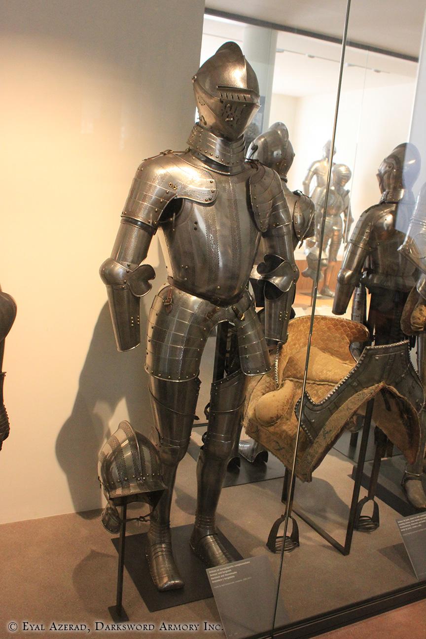 Medieval Armor Full Body3