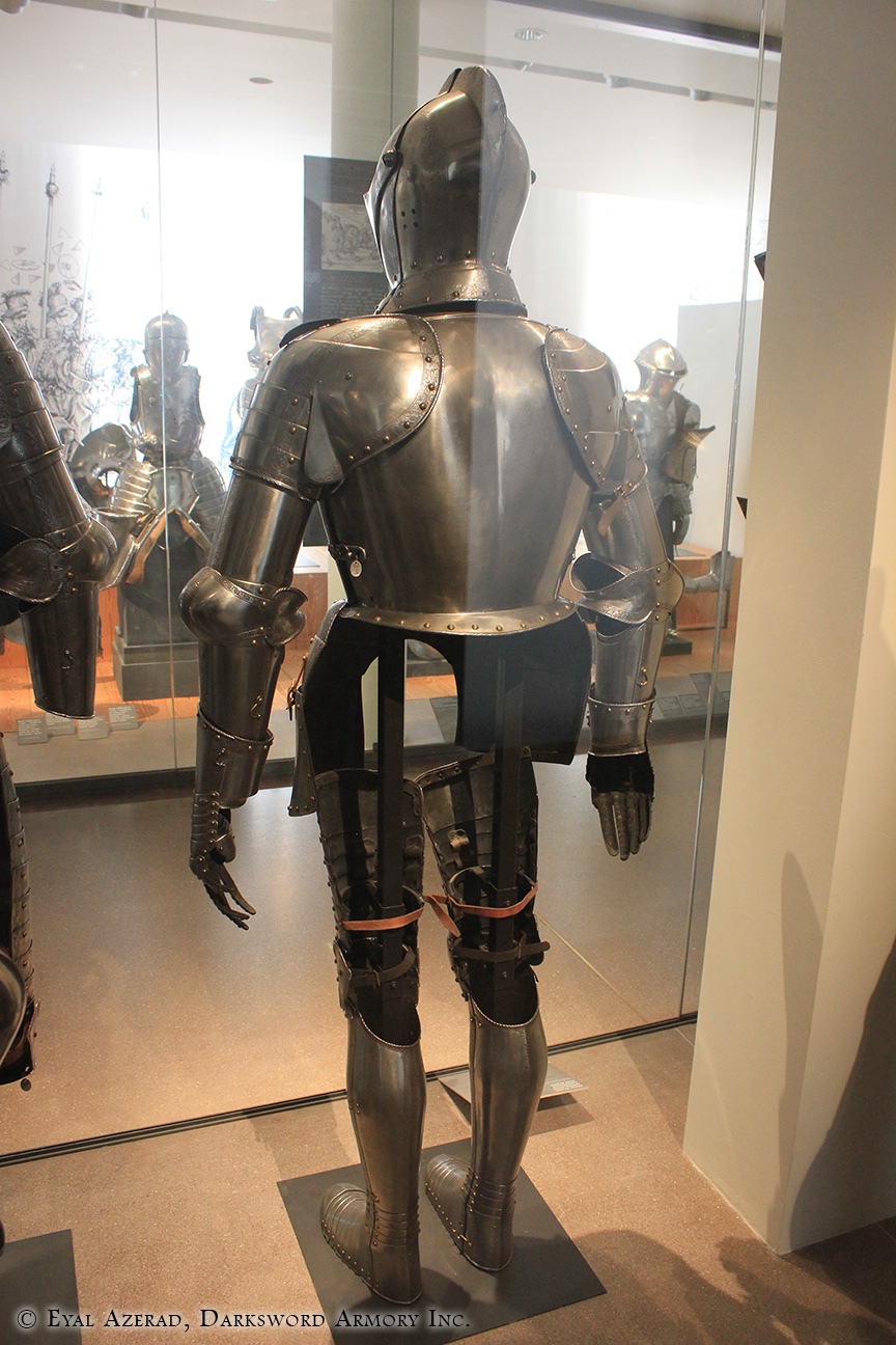 Medieval Armor by darksword armory