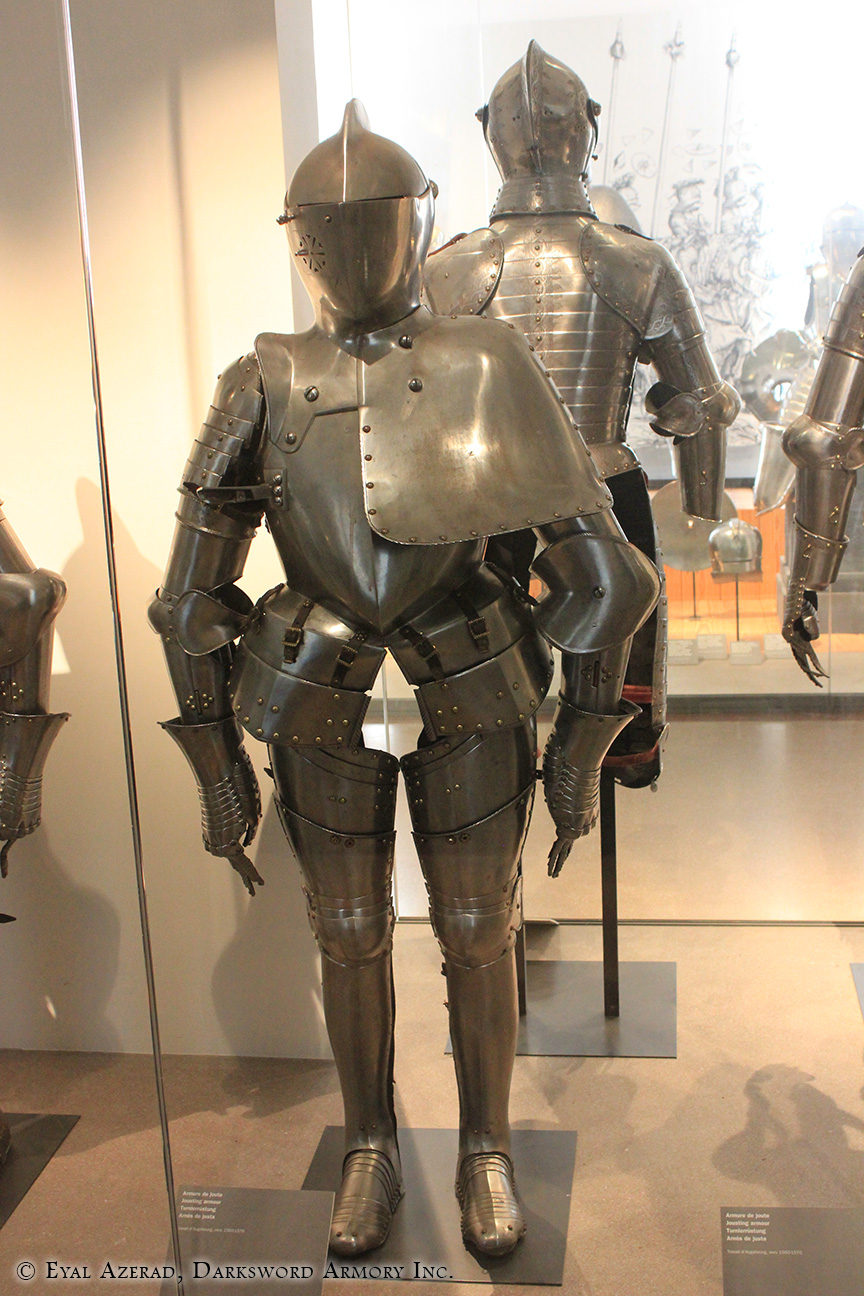 Medieval Armor by darksword armory-2