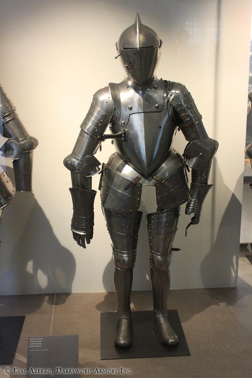 Medieval Armor by darksword armory-3