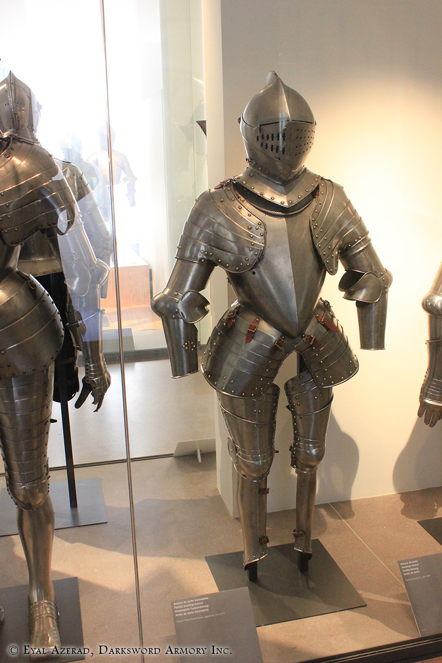 Medieval Armor by darksword armory-4