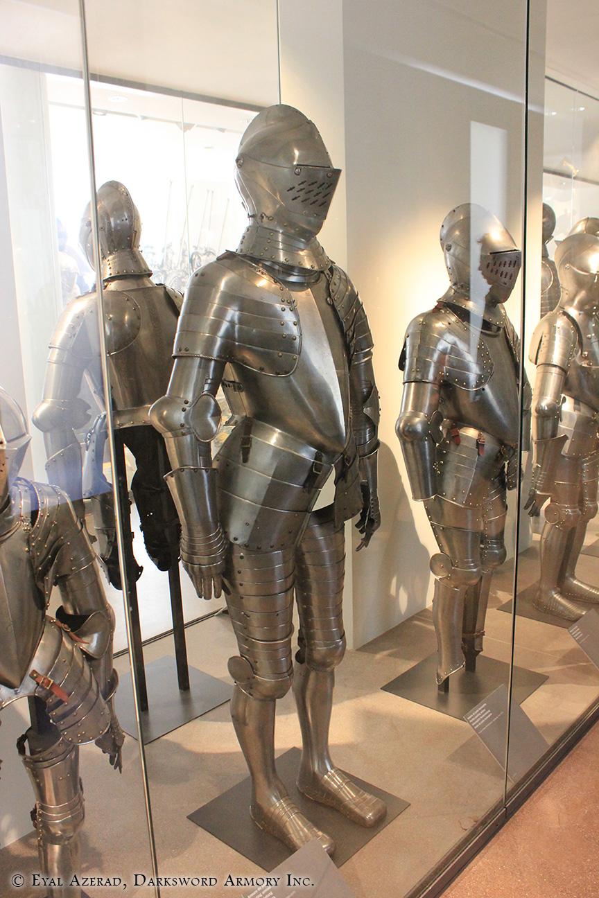 Medieval Armor by darksword armory-5