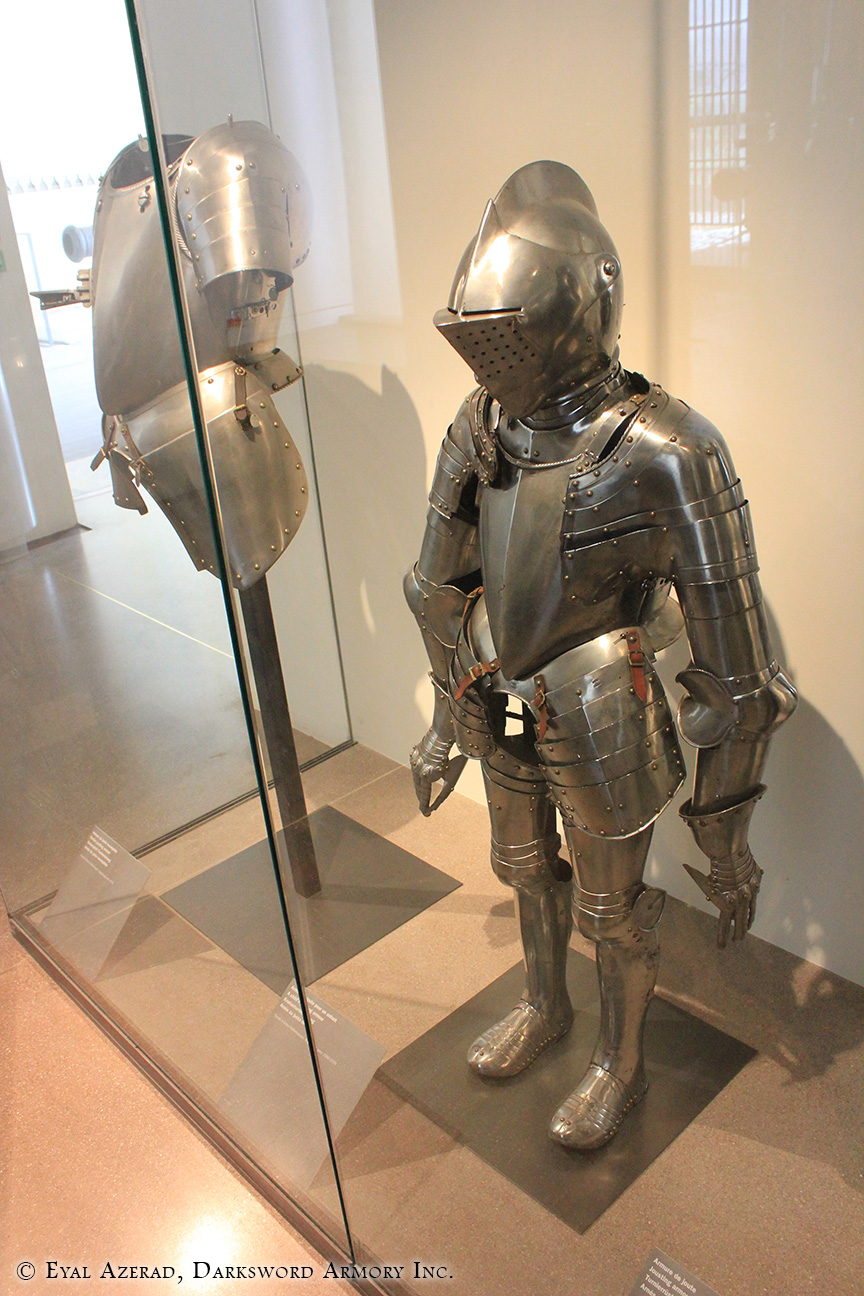 Medieval Armor by darksword armory-6
