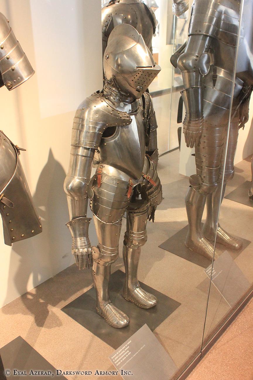 Medieval Armor by darksword armory-7