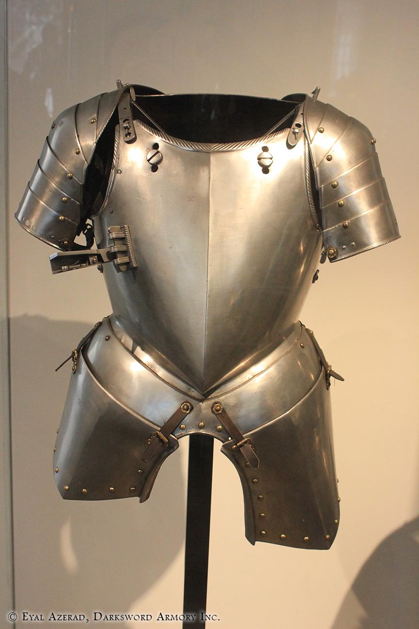 Medieval Armor by darksword armory-8