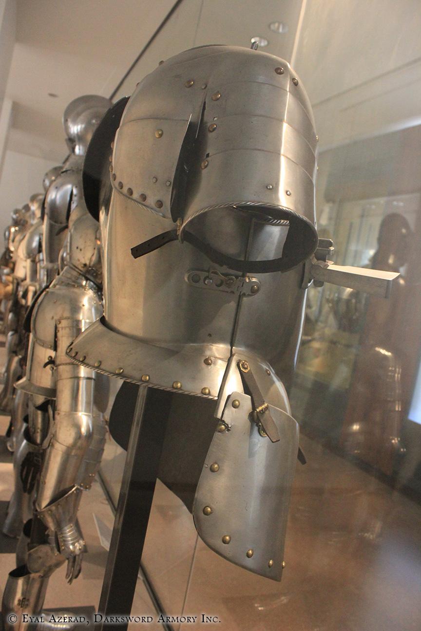 Medieval Armor by darksword armory-9