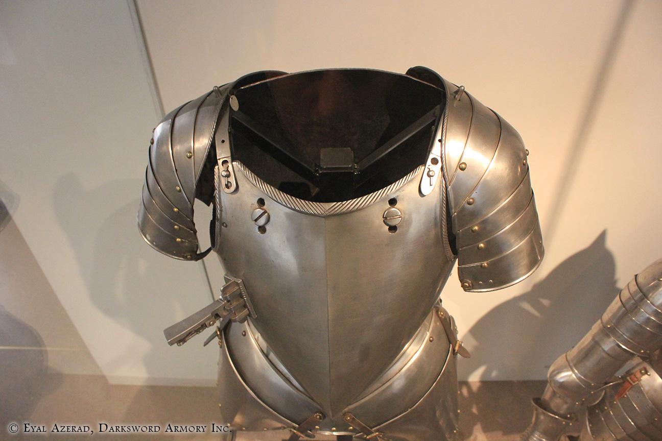 Medieval Armor by darksword armory-11