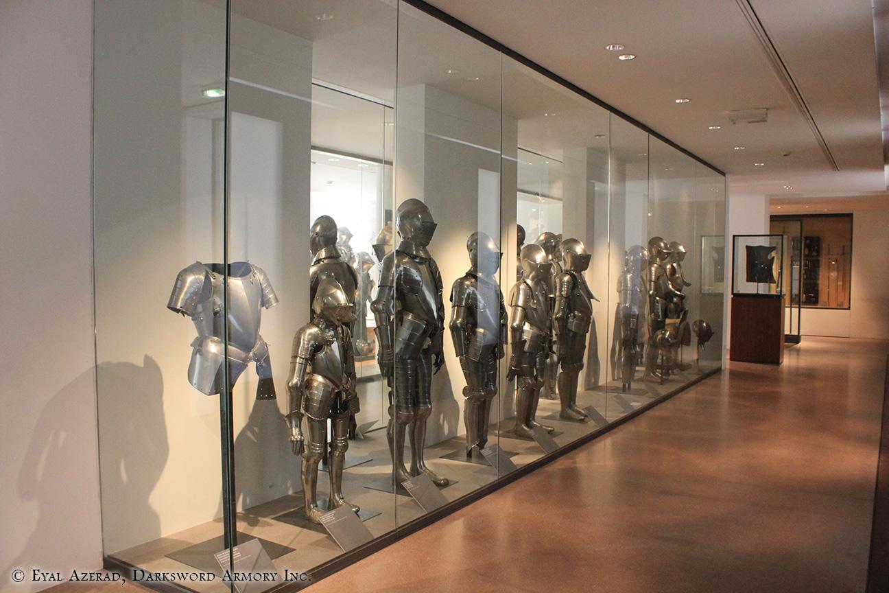 Medieval Armor by darksword armory-12