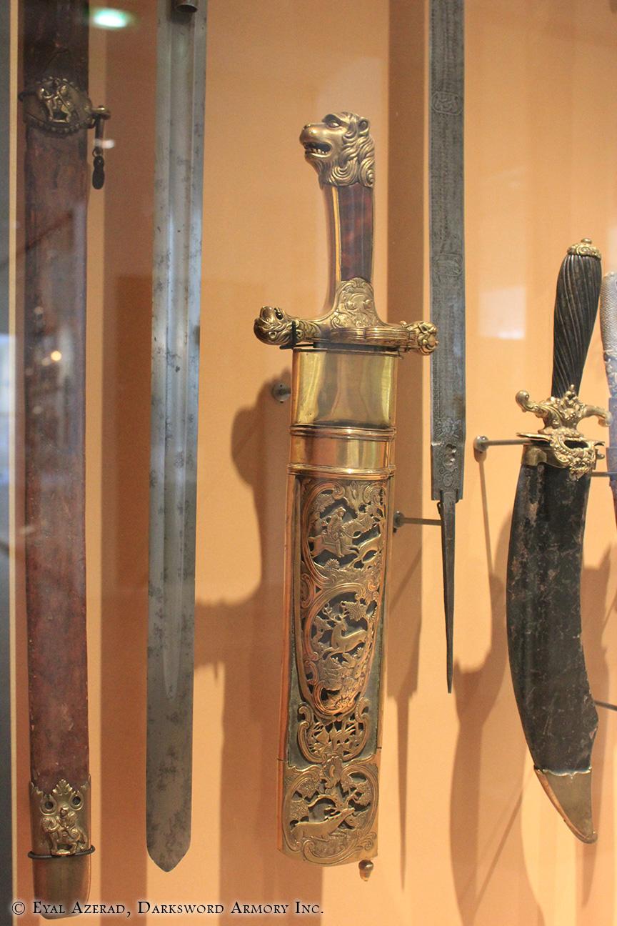 Medieval Figurine Swords-2