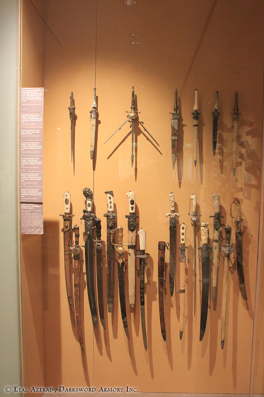 Medieval Figurine Swords-3
