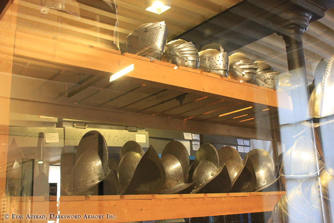 medieval armor helmets-2