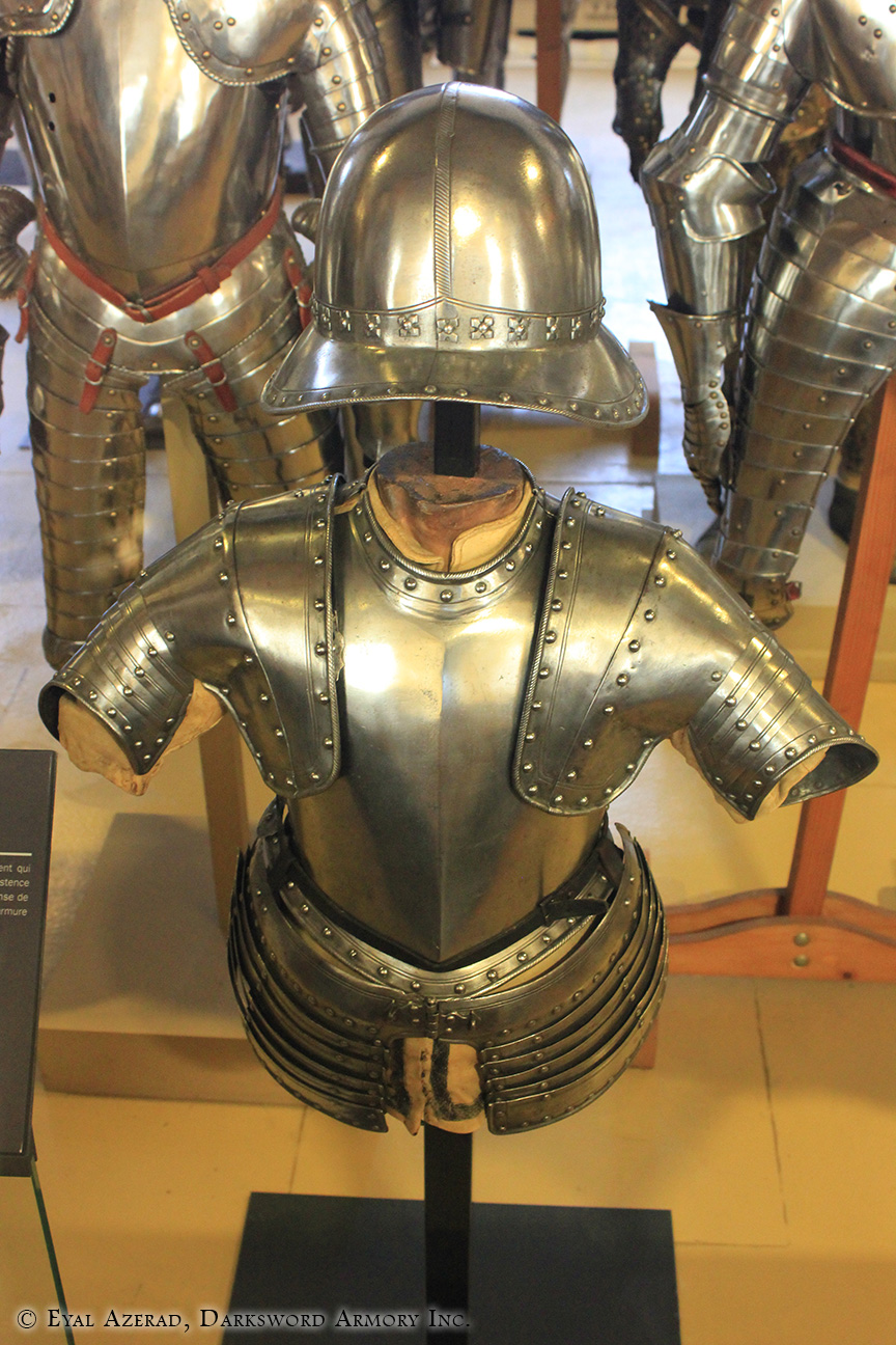 different medieval armors -10