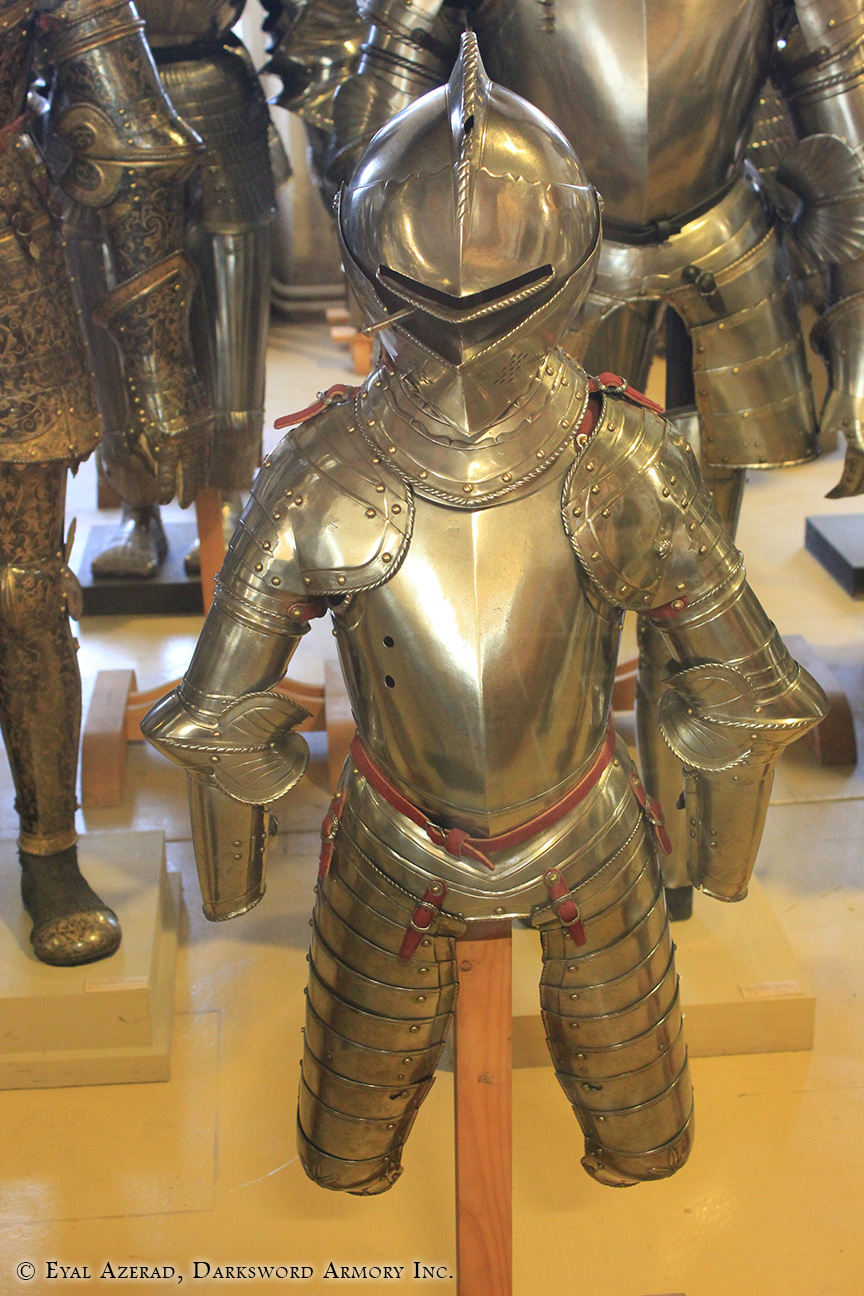 different medieval armors -11