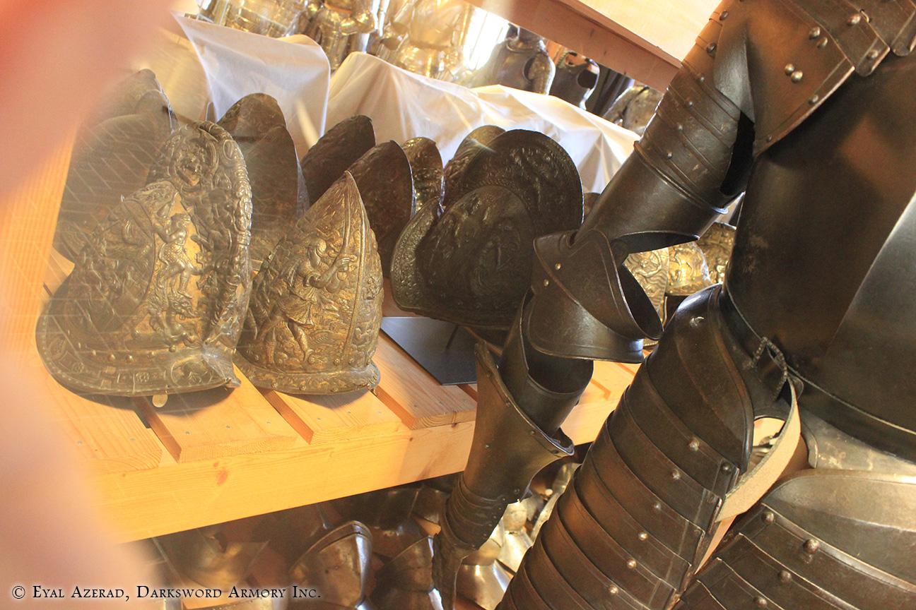 helmet medieval armor-2