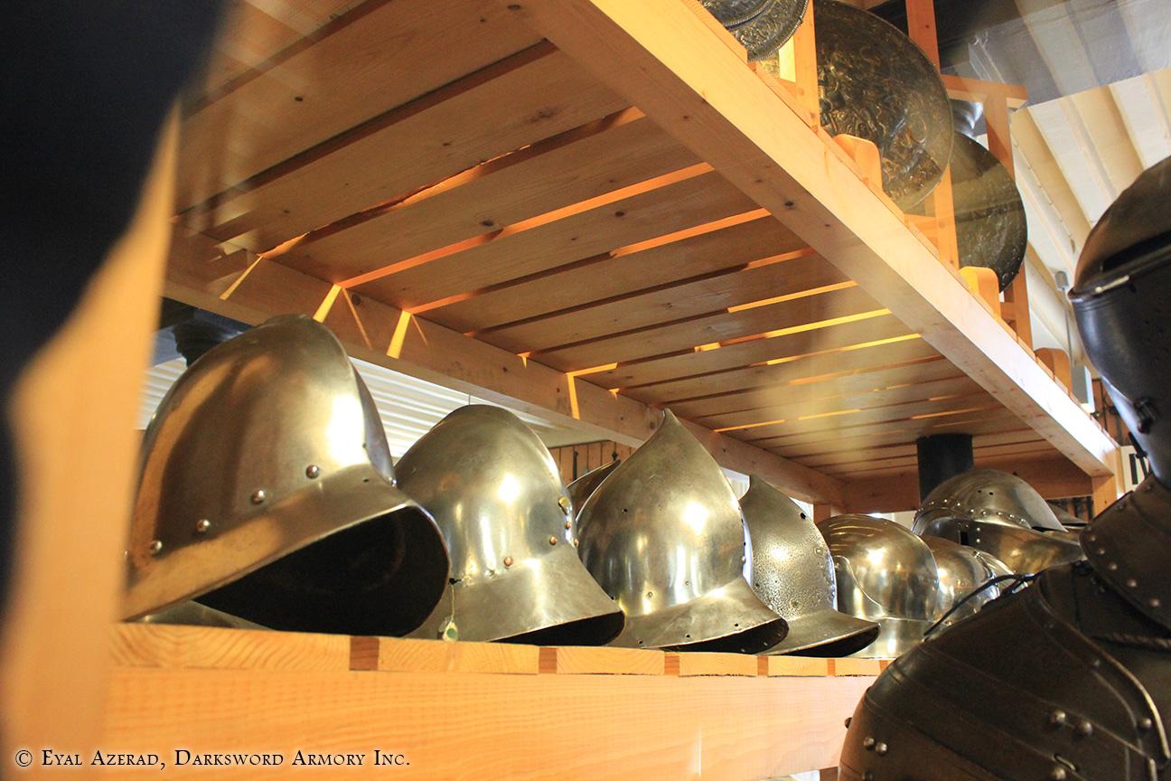 helmet medieval armor-3