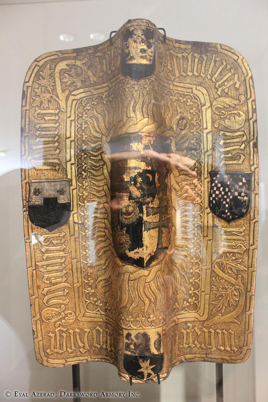medieval stomach armor