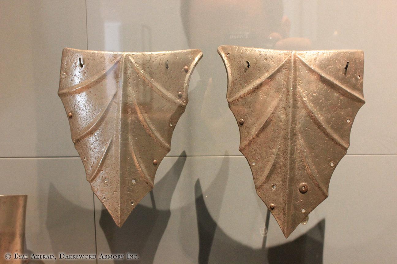 armor mid-wear