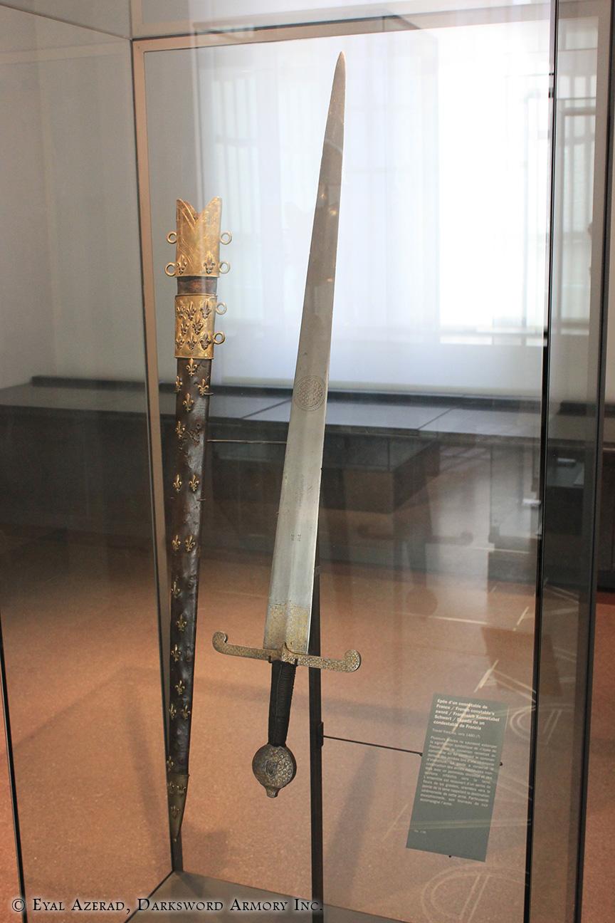 Old medieval Swords-7