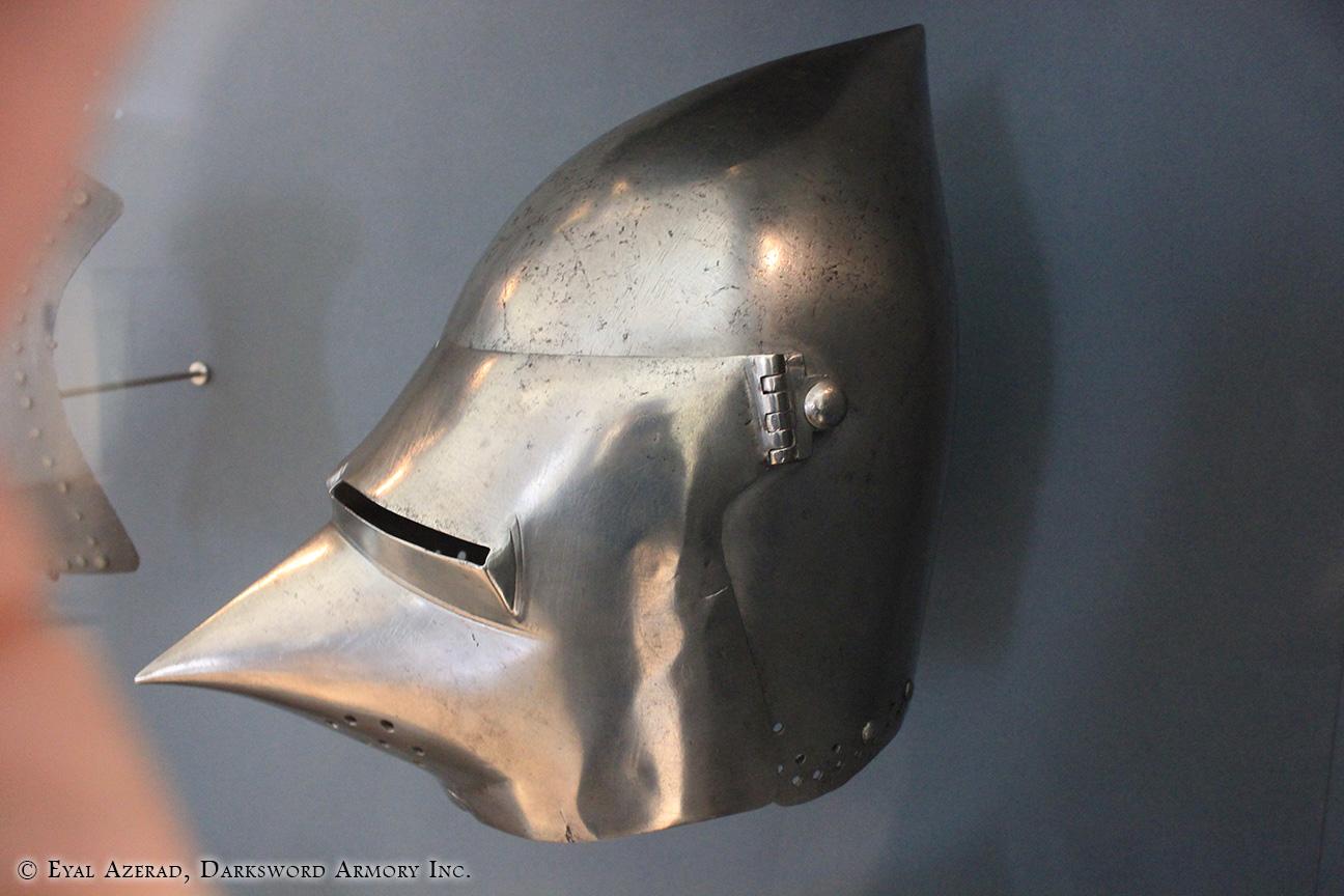 Nasal Helmet