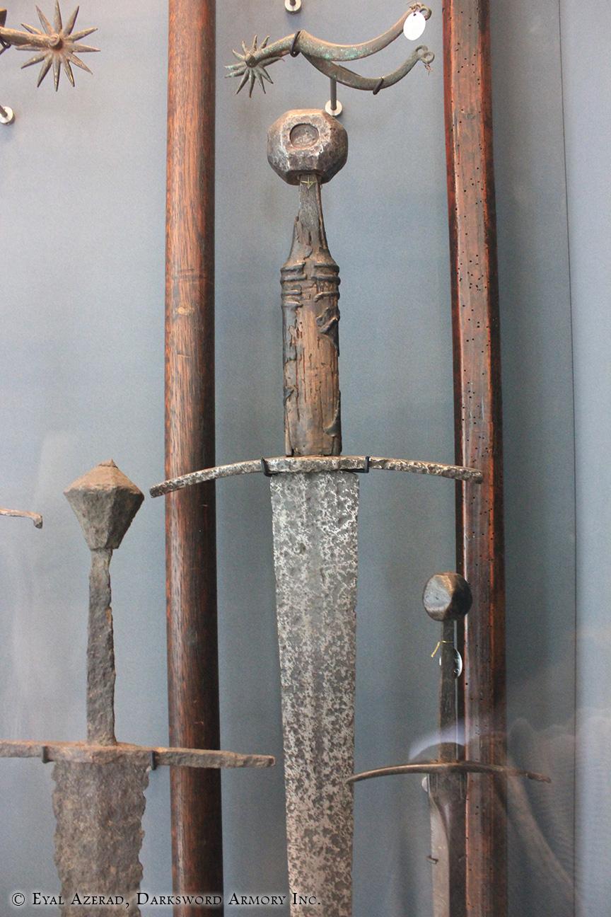 Old medieval Swords-3