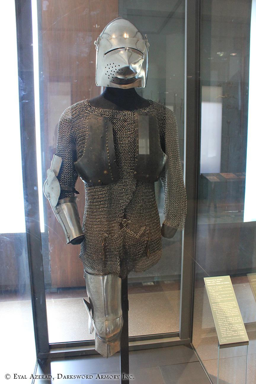partial armor