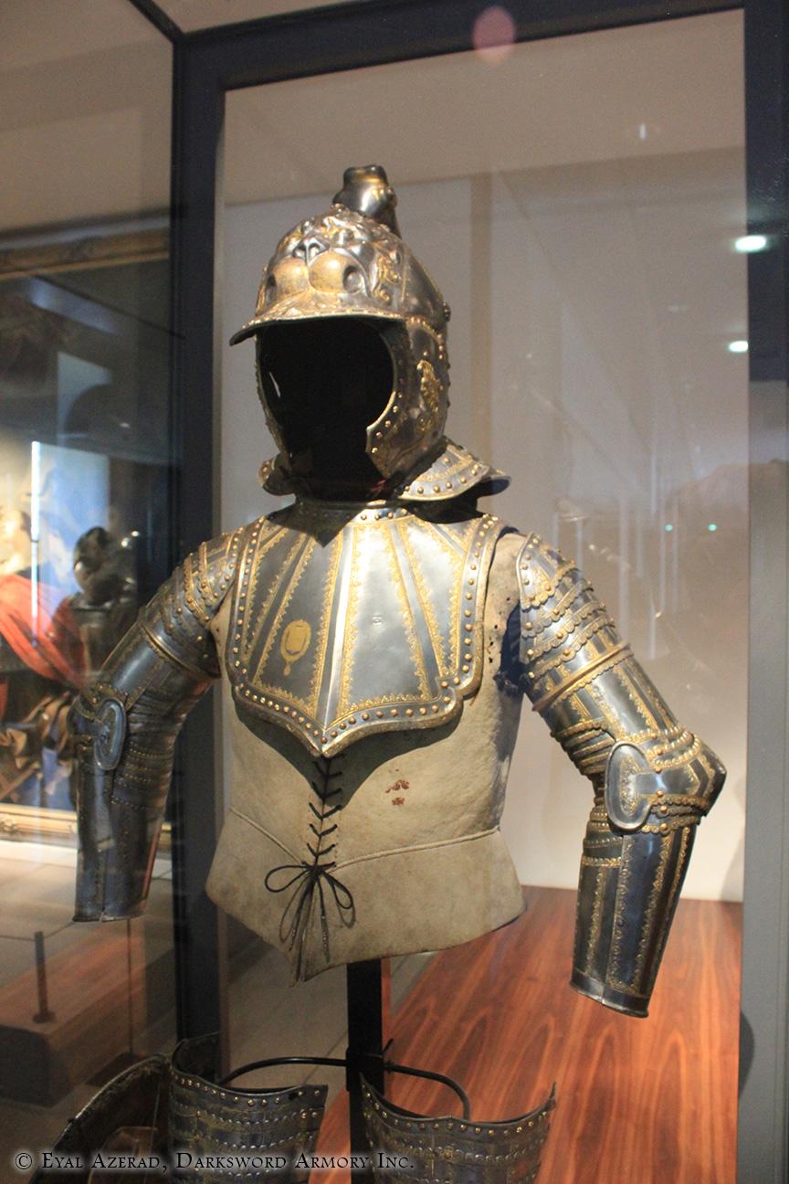 medieval armor costume