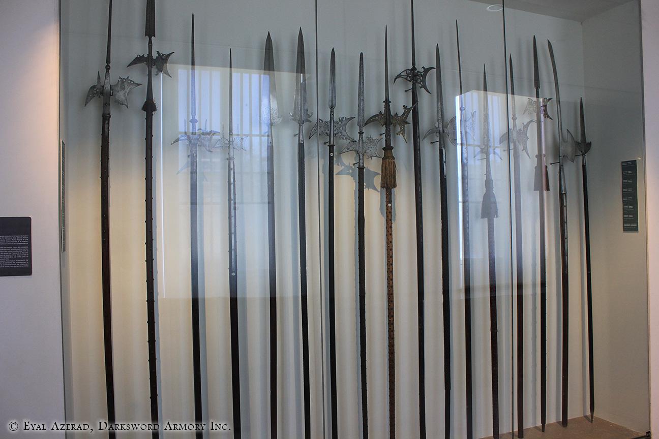 Medieval sword fighting